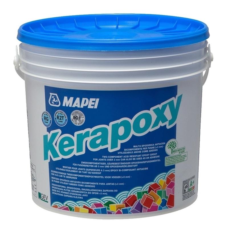 STAVEBNÍ CHEMIE - MAPEI KERAPOXY 100  10kg spárovací hmota kyselinovzdorná
