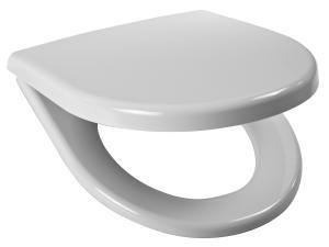 WC SEDÁTKA - JIKA LYRA PLUS/TIGO sedátko pro závěsné WC, nerez fix H8.9338.4.300.063.1