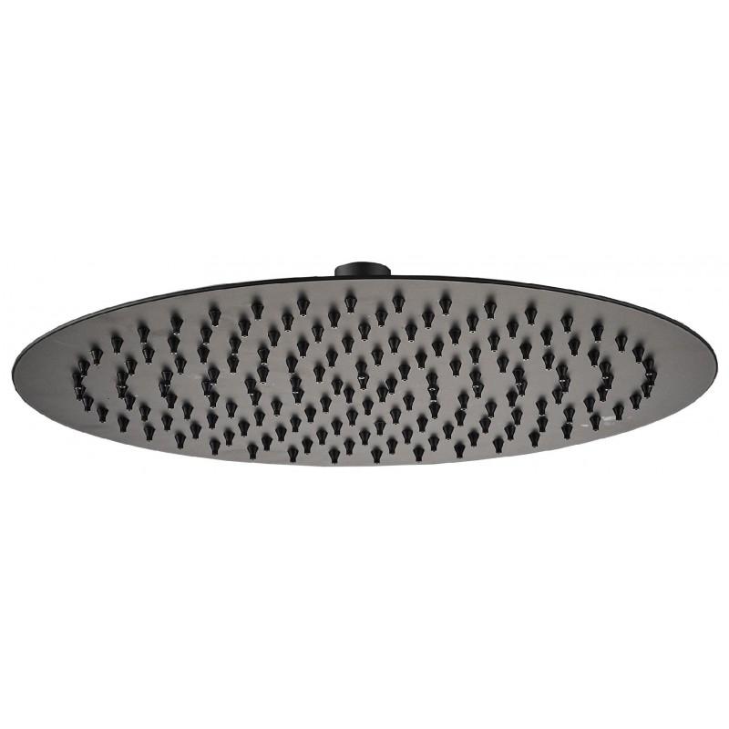 SPRCHOVÝ PROGRAM - MEXEN SLIM sprcha pr.40cm Black 79240-70