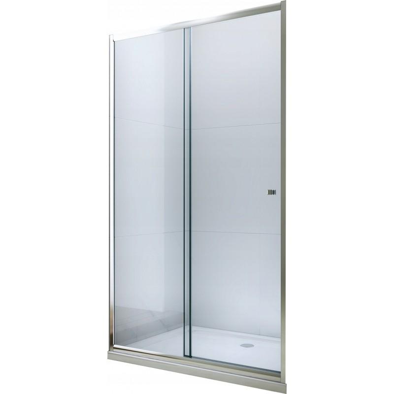 SPRCHOVÉ KOUTY - MEXEN APIA sprchové dveře 150x190 cm 5mm, chrom-čiré 845-150-000-01-00
