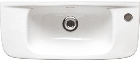 SANITÁRNÍ KERAMIKA - 3020 umývátko s otvorem 51x22cm 10TP70051