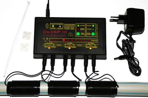 ELEKTRONICKÉ ÚPRAVNY VODY - Dr.VAP III - Turbo Professional - elektr. úpravna vody