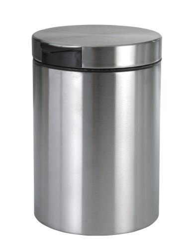 KOUPELNOVÉ DOPLŇKY - BEMETA NEO odpadkový koš - závěsný,125115055, nerez mat,3 l