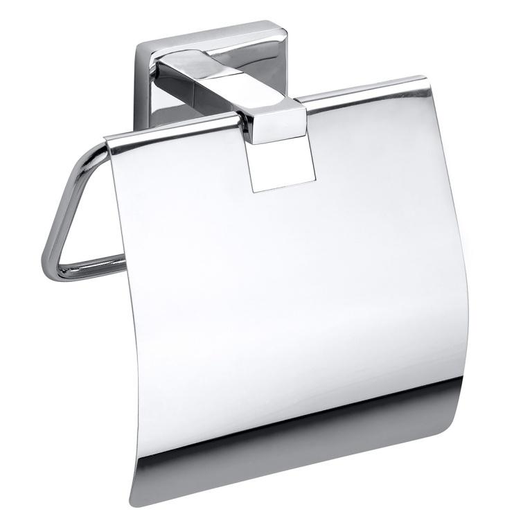 KOUPELNOVÉ DOPLŇKY - BEMETA NIKI 153112012 držák toaletního papíru s krytem