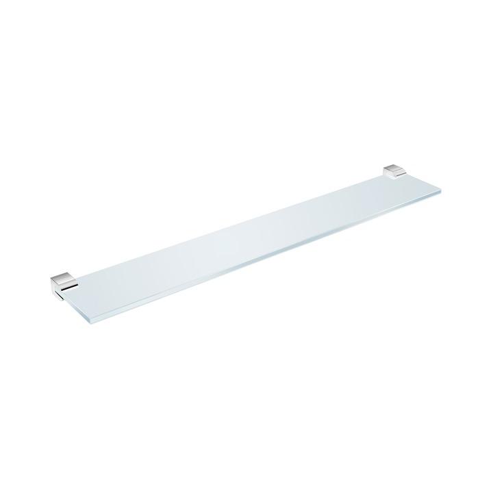 KOUPELNOVÉ DOPLŇKY - JIKA Pure skleněná polička 60cm včetně držáků H3.853B.2.004.000.1
