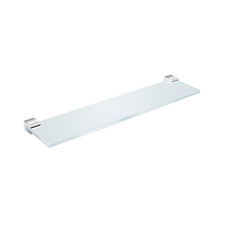KOUPELNOVÉ DOPLŇKY - JIKA Pure skleněná polička 40cm včetně držáků H3.853B.1.004.000.1