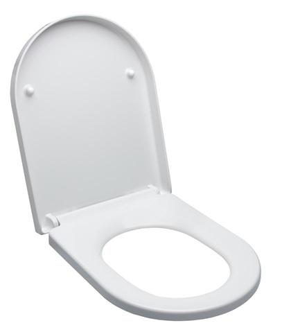 WC SEDÁTKA - GLACERA EASY2240 WC sedátko