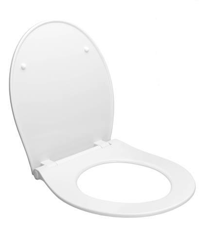 WC SEDÁTKA - GLACERA EASYSLIM33 WC sedátko soft close Slim