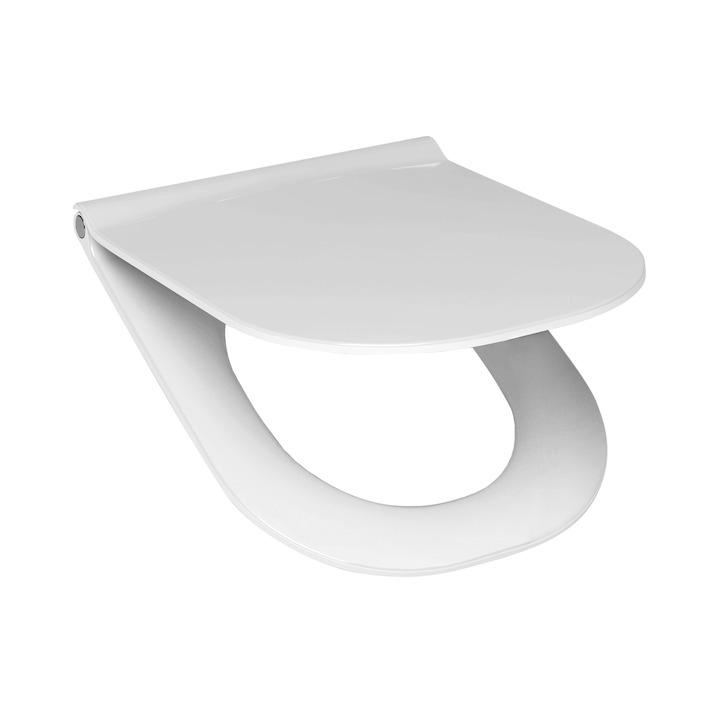 WC SEDÁTKA - JIKA Mio H8917110000631 Sedátko SLIM duroplastové se zpomalovacím mechanismem, bílé