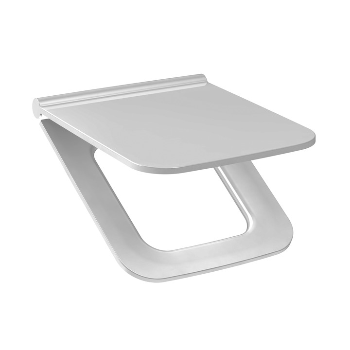 WC SEDÁTKA - JIKA Pure H8934223000631 Sedátko SLIM duroplastové se zpomalovacím mechanismem bílé