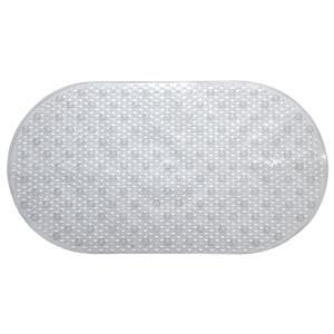 KOUPELNOVÉ DOPLŇKY - Koupelnová předložka protiskluz  PRED207 čirá  PVC