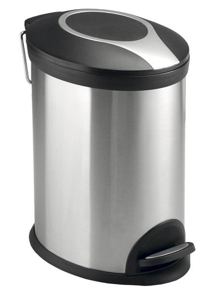 KOUPELNOVÉ DOPLŇKY - OPTIMA koš odpadkový 20l KOS20PLOVAL