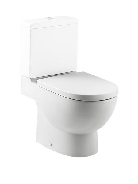 SANITÁRNÍ KERAMIKA - ROCA MERIDIAN A.3422.4.700.0 WC mísa kombi VARIO odpad
