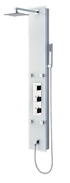 MÁSÁŽNÍ SPRCHOVÉ PANELY - Anima Sprchový panel Glass Shower GLASHOWER