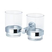 OPTIMA Cube Way dvojtý držák skleniček SPI47