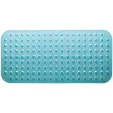Koupelnová předložka  PRED201 modrá PVC