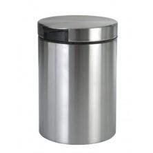 BEMETA NEO odpadkový koš - závěsný,125115055, nerez mat,3 l