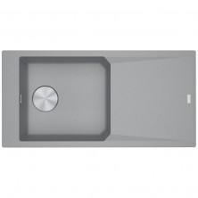 FRANKE F1491 dřez 114.0540.819 FX FXG 611-100 1000x500 mm fragranit šedý kámen