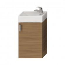 JIKA PETIT skříňka s umývátkem 40x23,5 cm třešeň H4.5351.1.175.308.1