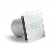 CATA E100 GTH  HYGRO ventilátor BÍLÝ 00900200