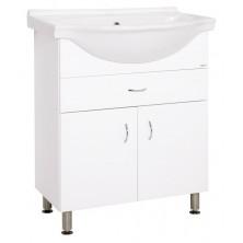KERAMIA PRO skříňka s umyvadlem a zásuvkou 70cm PRO70Z