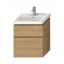 CUBITO-N  spodní skříňka pod umyv. 60cm H4.0J42.3.402.461.1,tm.borovice,2x zásuvka